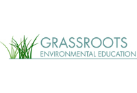 grass roots certified organic landscaper logo westchester county fairfield county